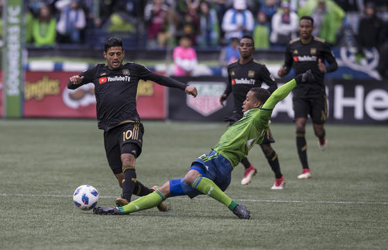Soccer: MLS Goal of the Year Candidate: Carlos Vela - Video