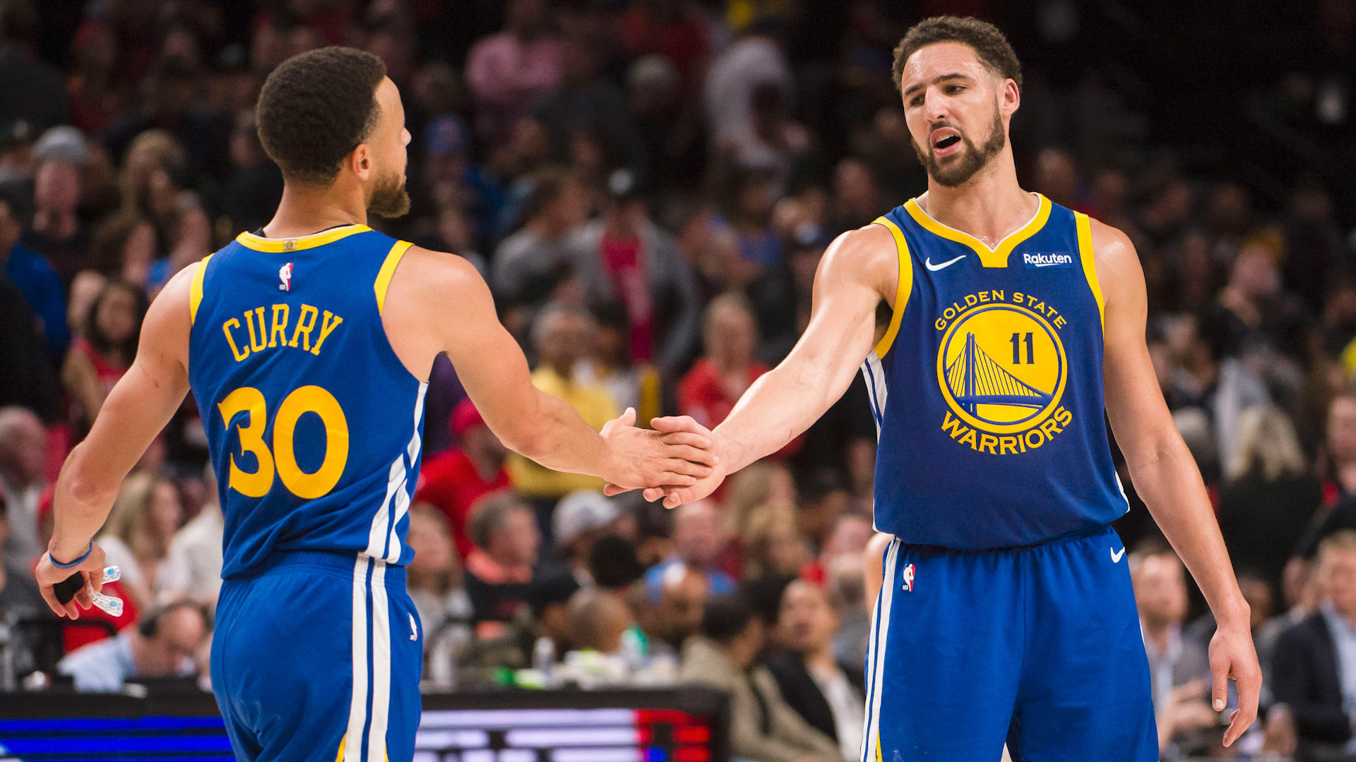 Warriors vs. Blazers Game 3 score, takeaways: Steph Curry, Draymond Green lead Golden State to comeback win, 3-0 lead