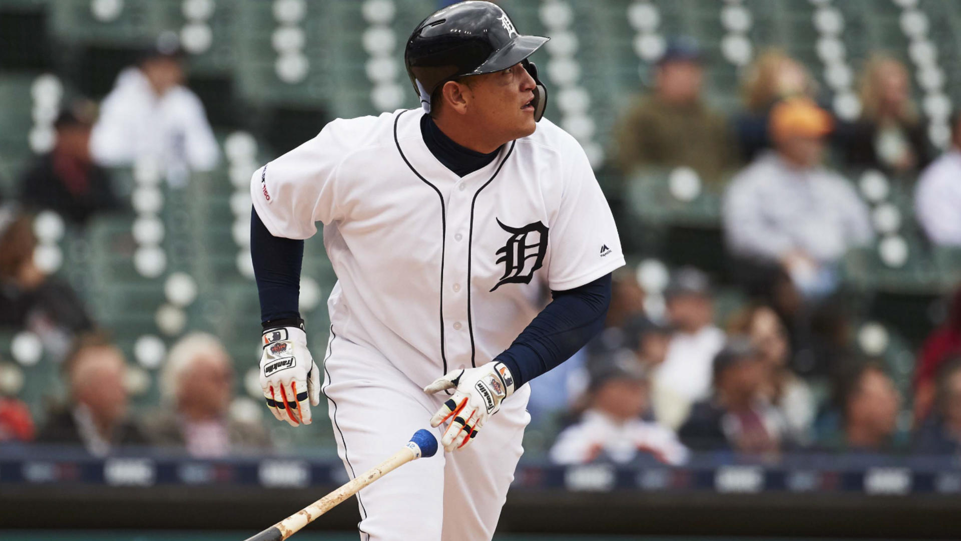 Fantasy Baseball Today Podcast: Over for Miguel Cabrera? Dropometer returns; Week 5 preview