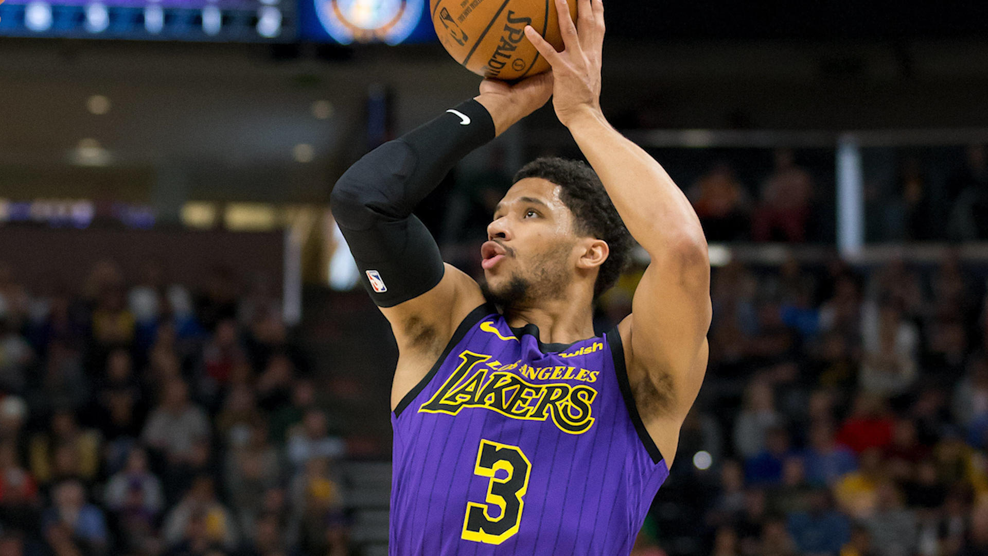 Is Lakers' Josh Hart right to rip media who never played professional sports?