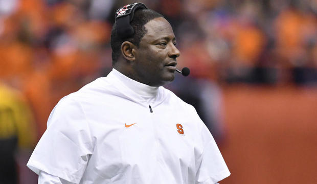 Syracuse's Dino Babers makes big move in Sporting News coach rankings