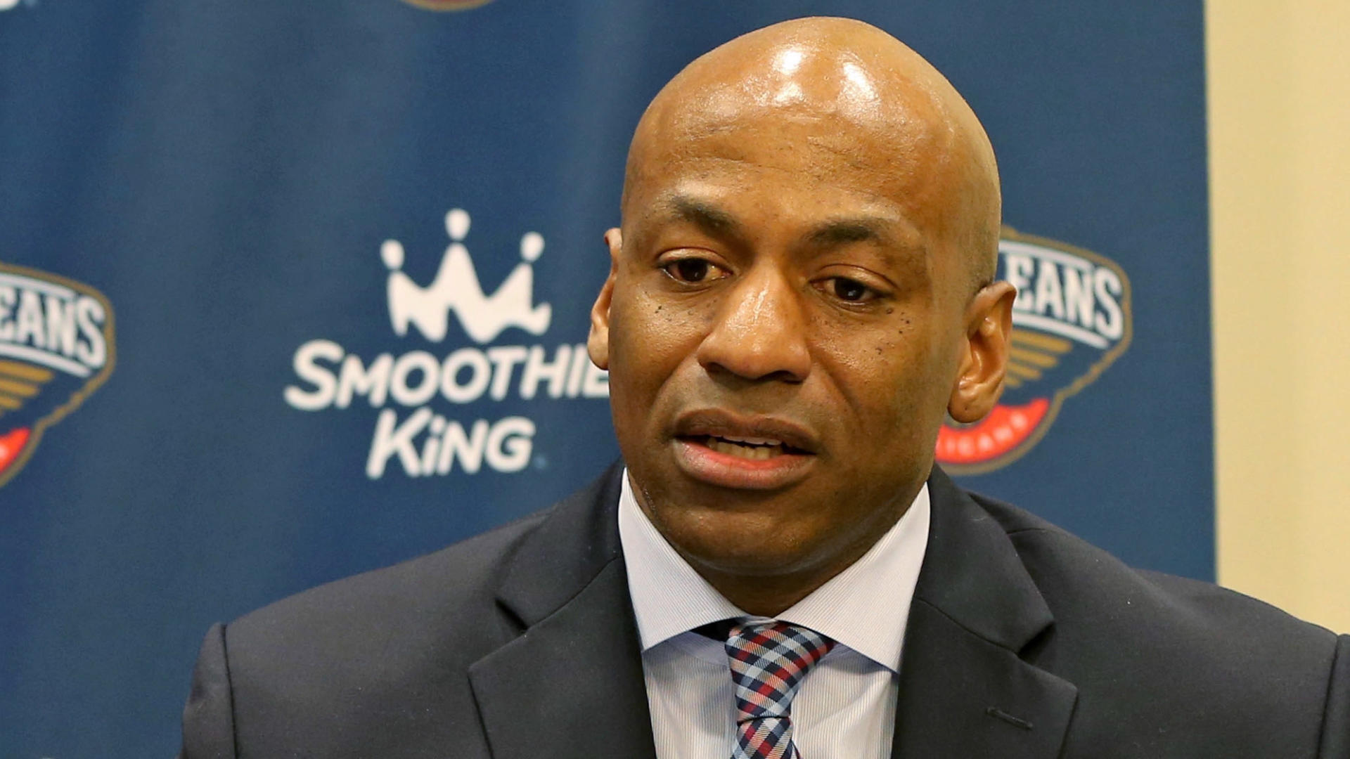 Pelicans fire general manager Dell Demps, name Danny Ferry interim GM as 'overhaul' of front office begins