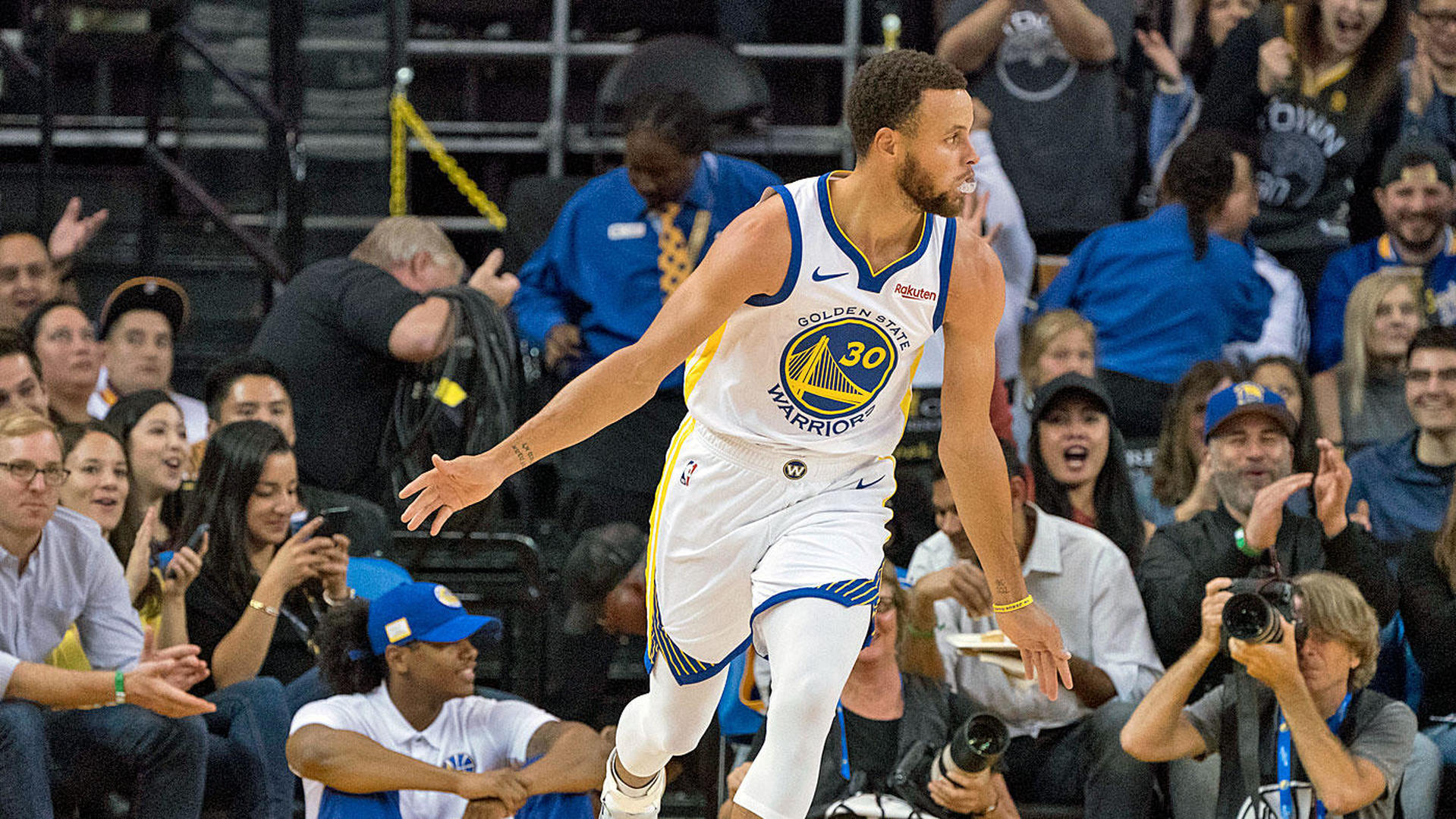 Thunder vs. Warriors: Watch NBA opening night, GSW ring ceremony online, live stream, TV channel, time, odds, analysis