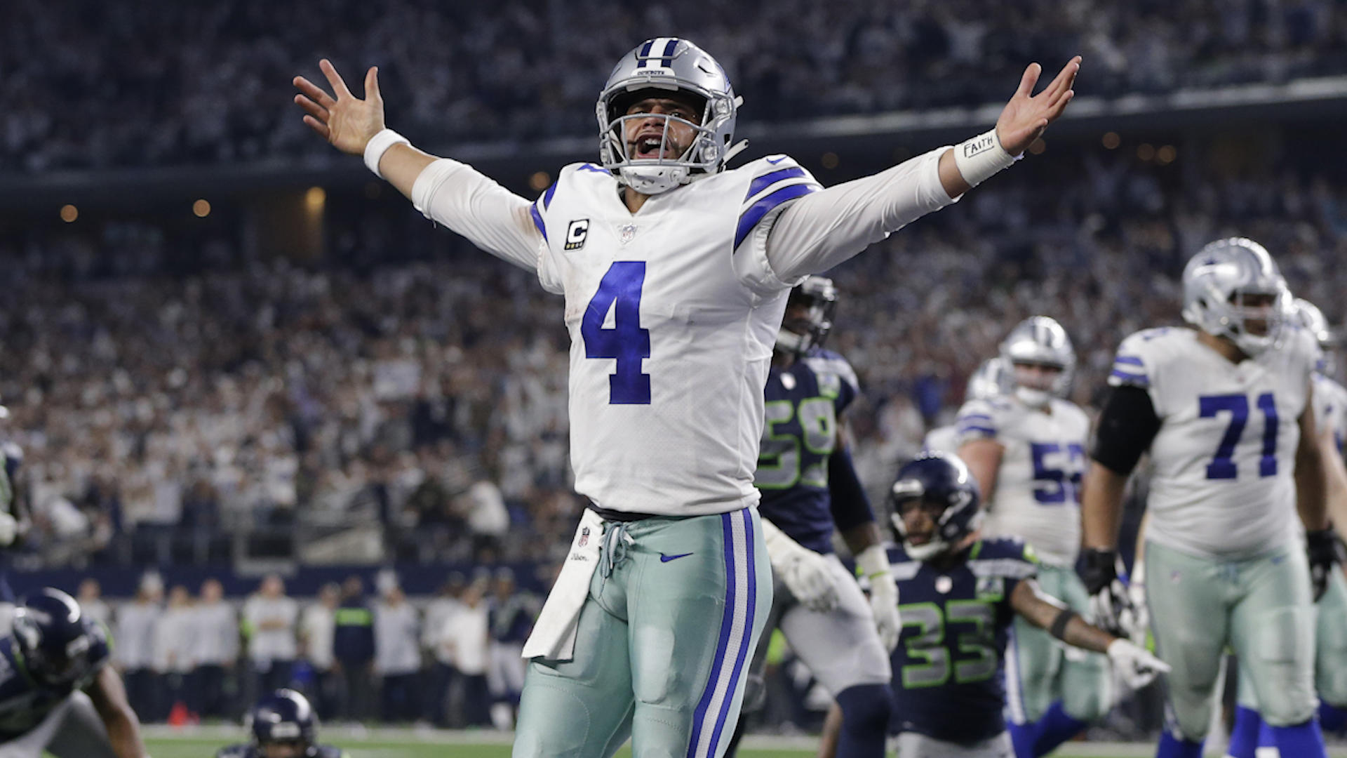 Dak Prescott and Carson Wentz have big-money extensions ahead, but which deserves one more is up for debate