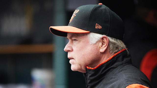 Top Videos: Buck Showalter pulls his pitcher before Bogaerts reaches home -  Video - CBSSports.com