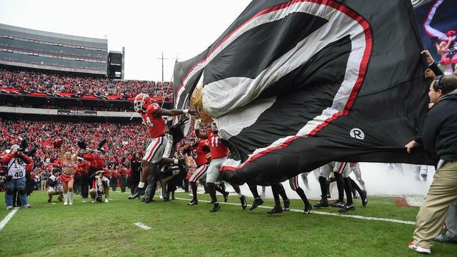 Watch Alabama Crimson Tide Vs Georgia Bulldogs Live Stream Online