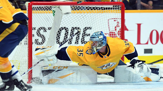 NHL  Highlights  Maple Leafs at Predators - Video - CBSSports.com c98faf1f8