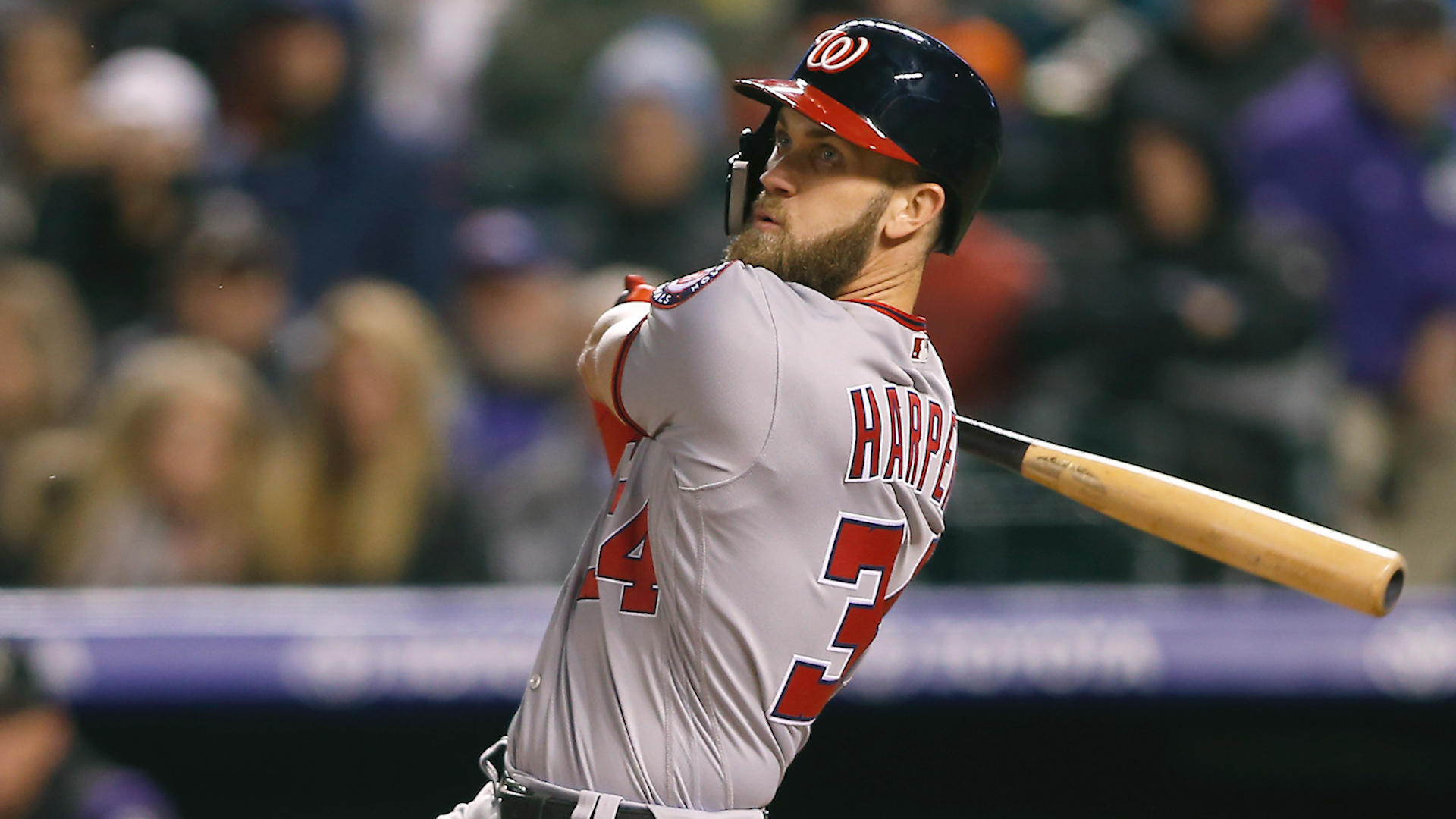 MLB rumors: Phillies ramping up negotiations with Bryce Harper; Mets' Noah Syndergaard not interested in extension