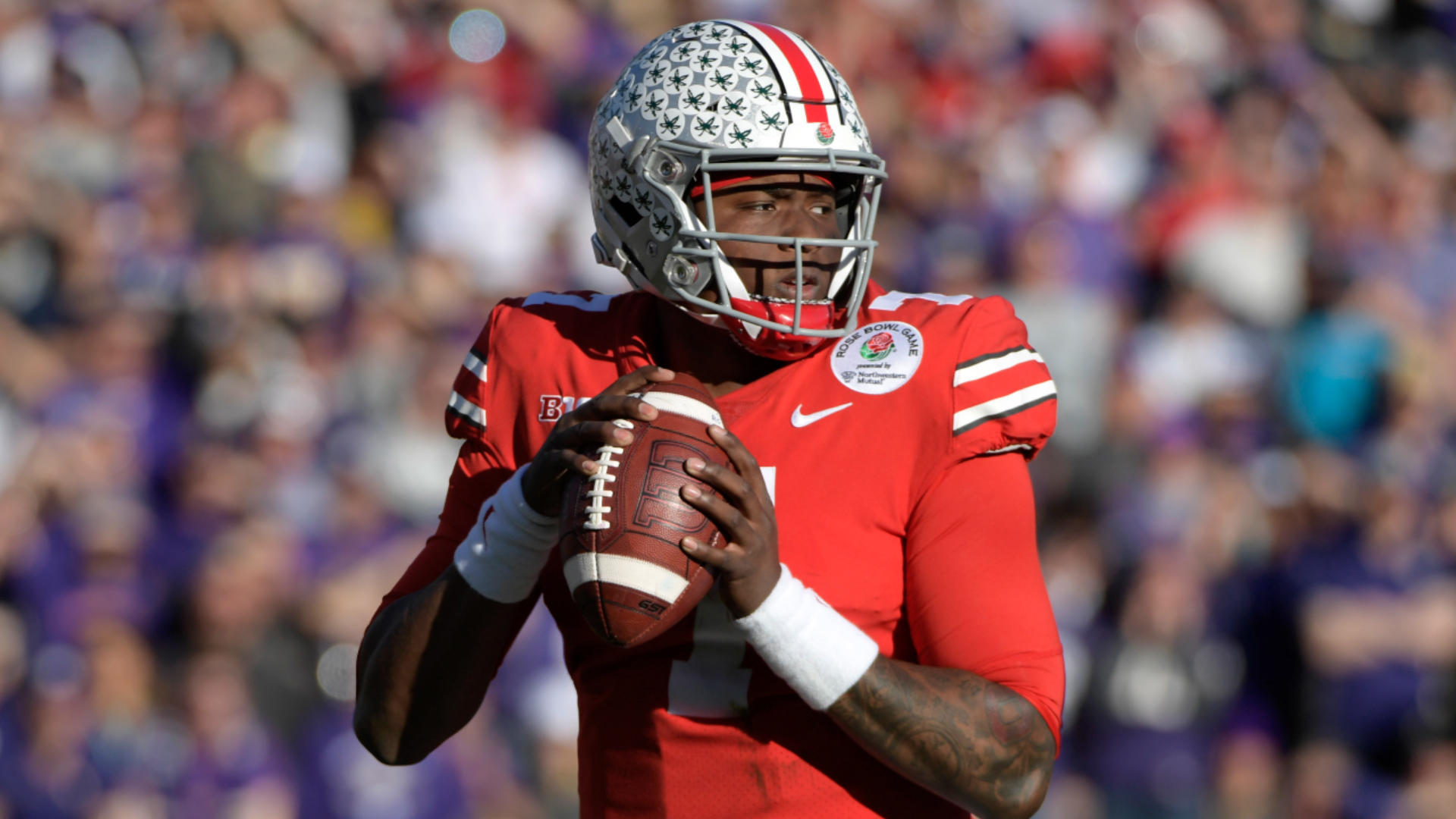 2019 NFL Draft: Top prospect Dwayne Haskins reveals the five teams that have shown the most interest in him