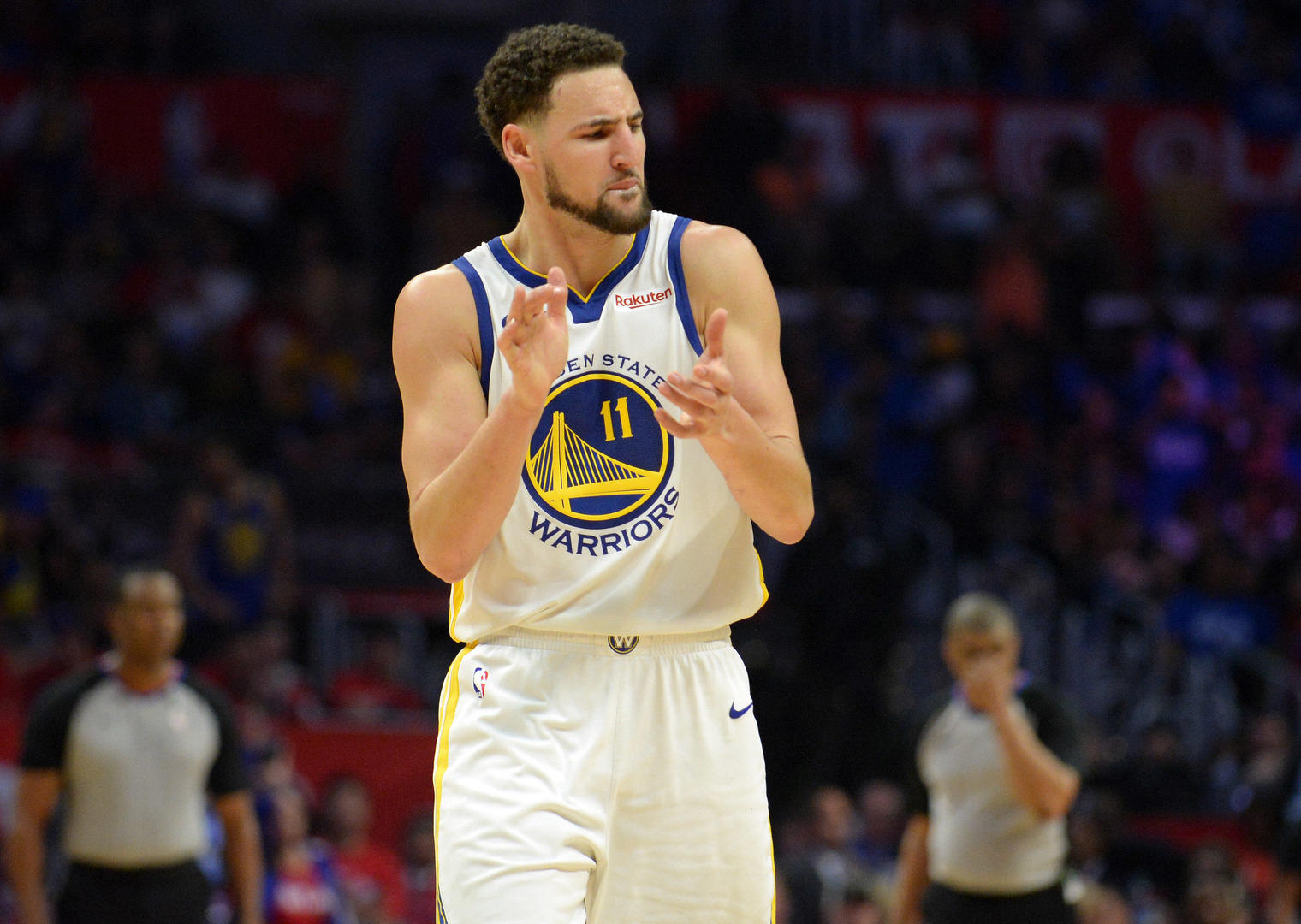 NBA Playoffs 2019: Warriors vs. Clippers odds, picks, Game 5 predictions from model on 84-57 run