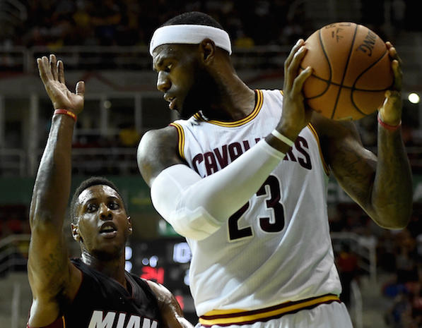 15 reasons LeBron James might be the best player of this ...