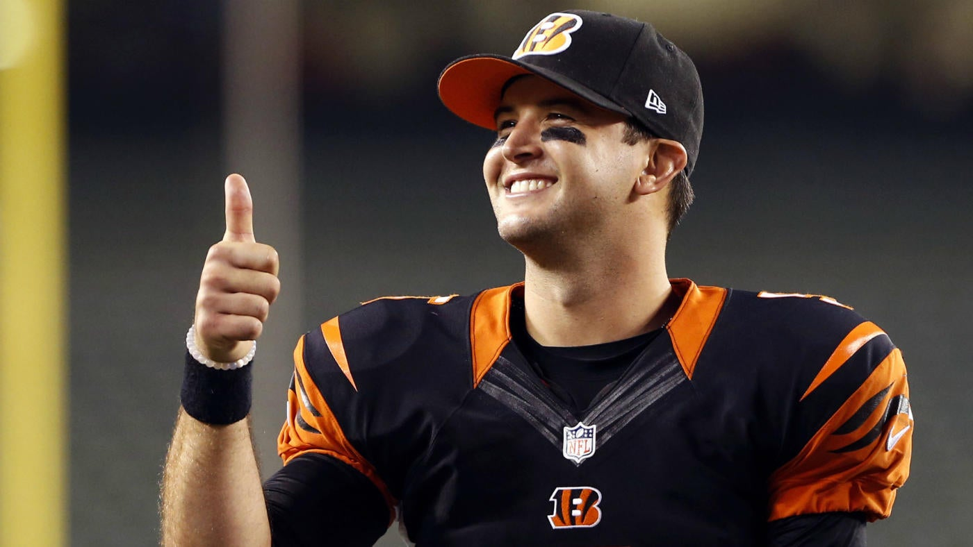 AJ McCarron Describes Total Chaos Of The Trade That Almost Sent Him To The Browns