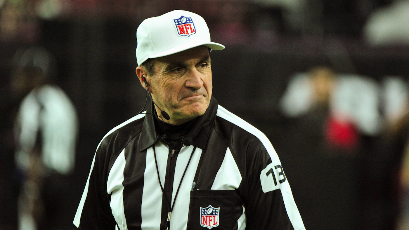 NFL referees association fires back at 'baseless' claims that officials are biased