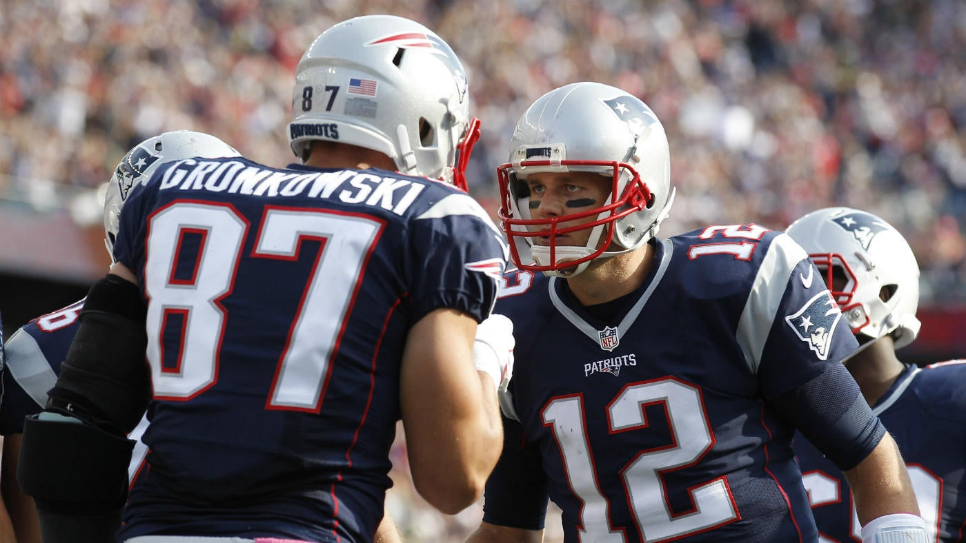 Tom Brady explains why he's especially  'proud' of Rob Gronkowski this year