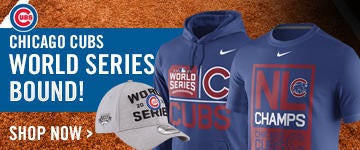 Chicago Cubs World Series Merchandise