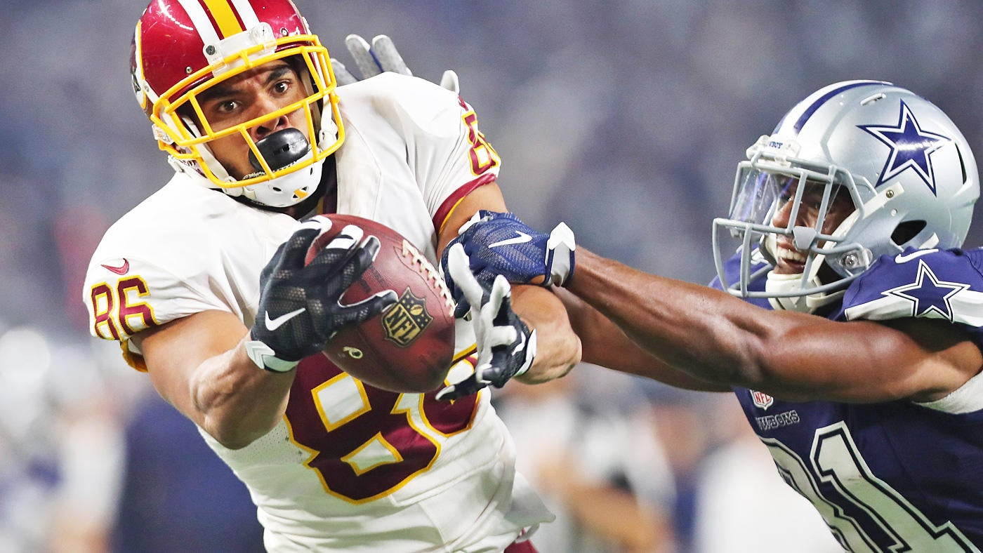 Redskins activate tight end Jordan Reed (toe) off the PUP list