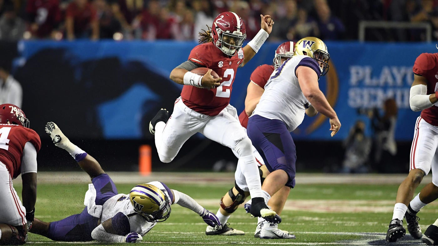 2017 Preseason All Sec Team Alabama Sets New Record With 10 First