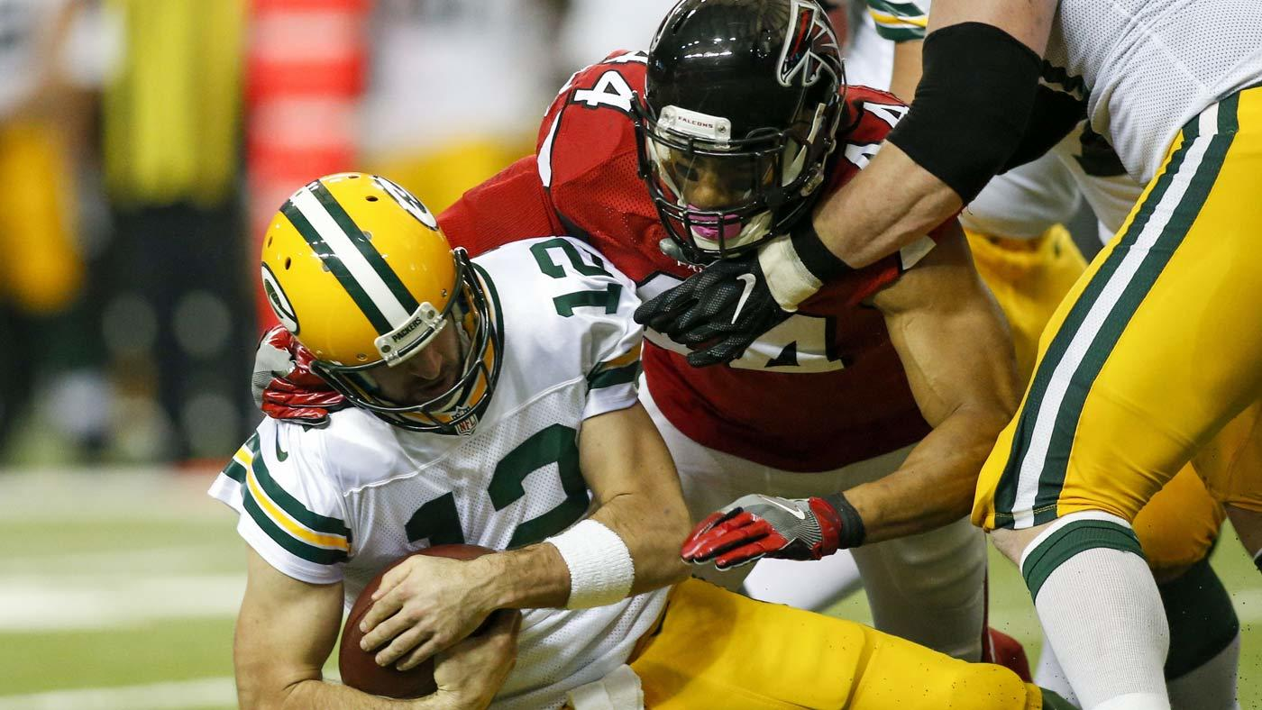 Vic Beasley reportedly expected to miss at least a month with hamstring tear