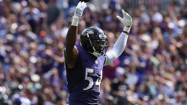 Zach Orr goes back into retirement, says 17 teams refused to medically clear him