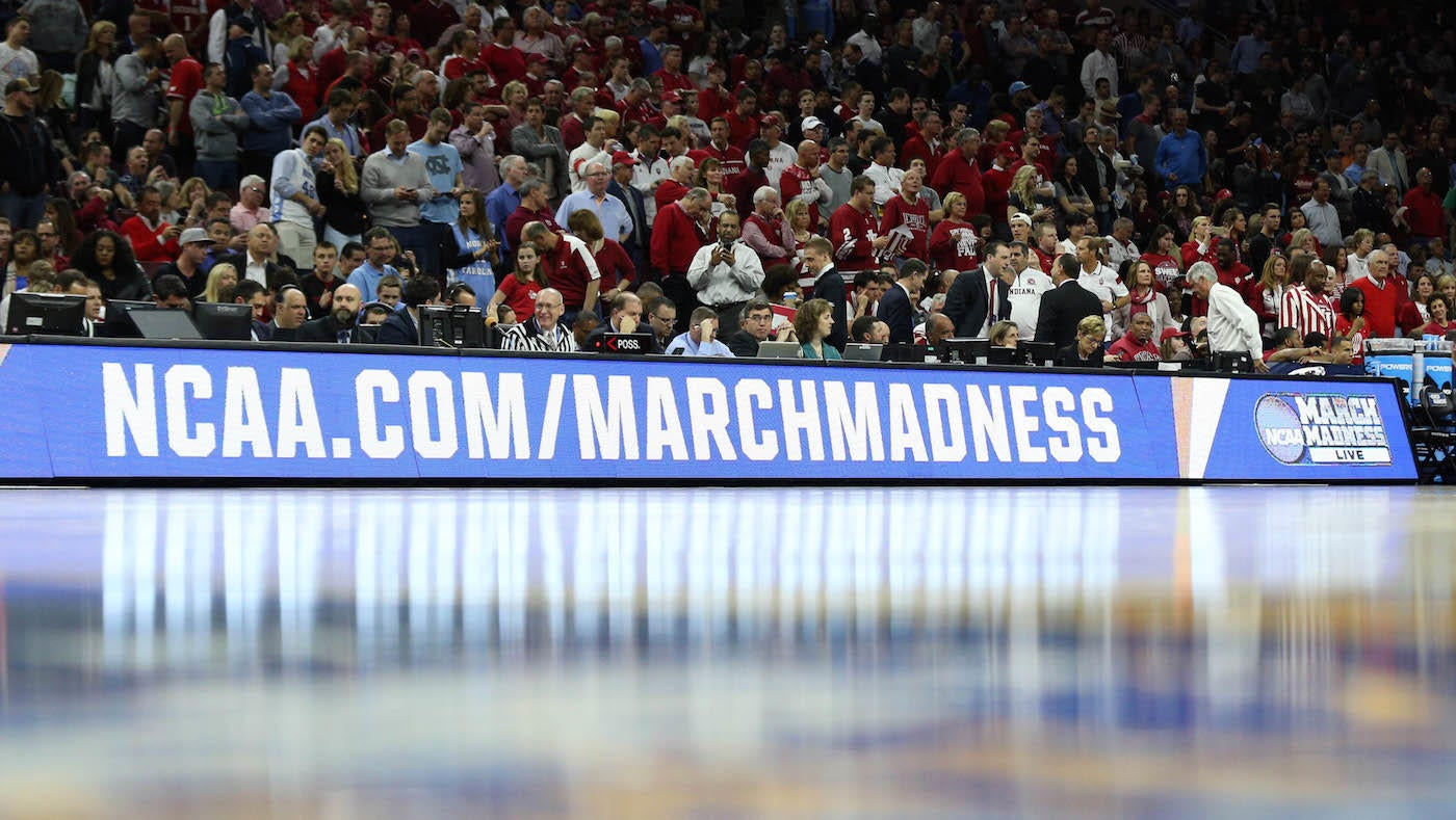 photograph relating to March Madness Tv Schedule Printable identified as NCAA bracket 2019: Test out your greatest lead with Top