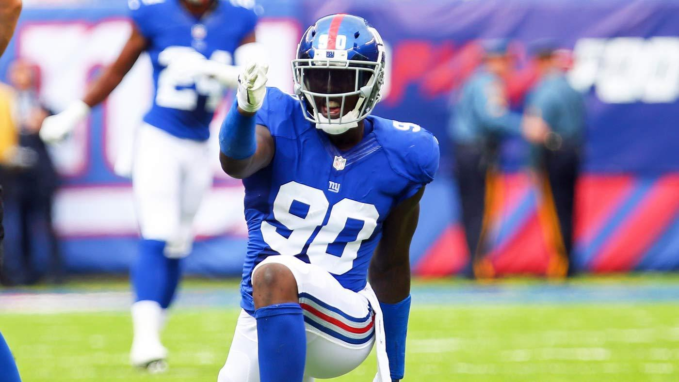 Jason Pierre Paul Trade: One Theory On Why Giants Opted To Eat $15M In Dead Money