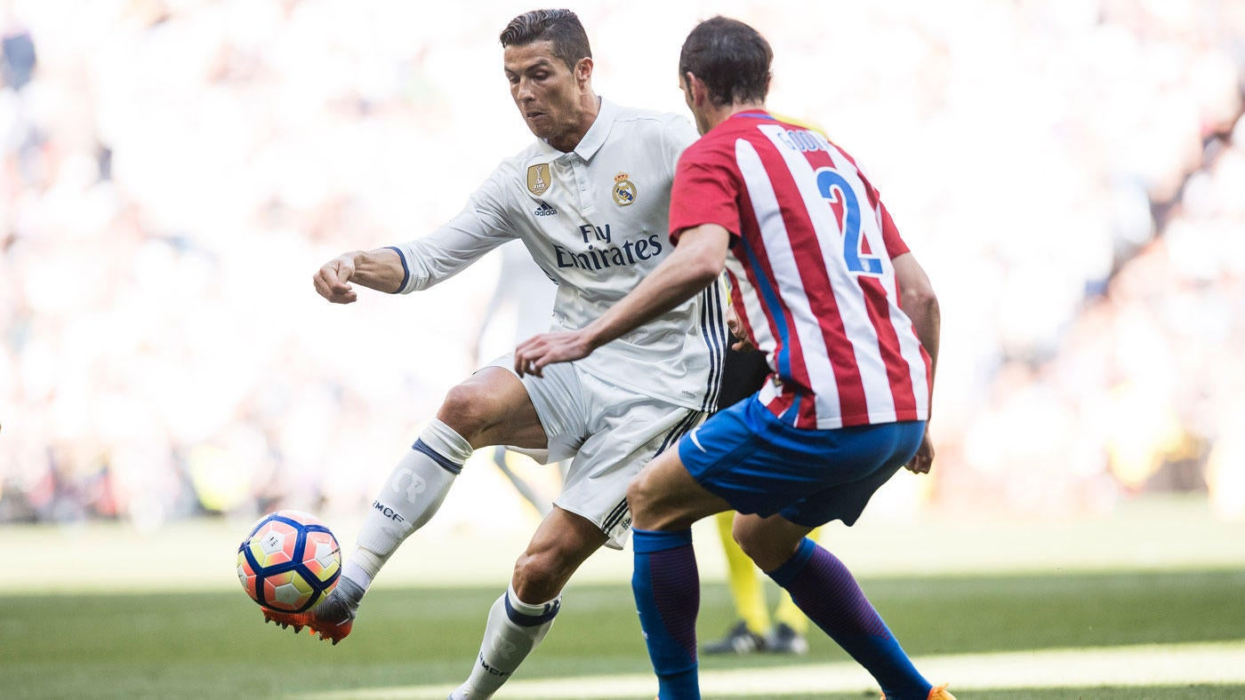 Real Madrid vs. Atletico Madrid live stream, TV channel, time, odds,  prediction: Watch 2017 Champions League - CBSSports.com