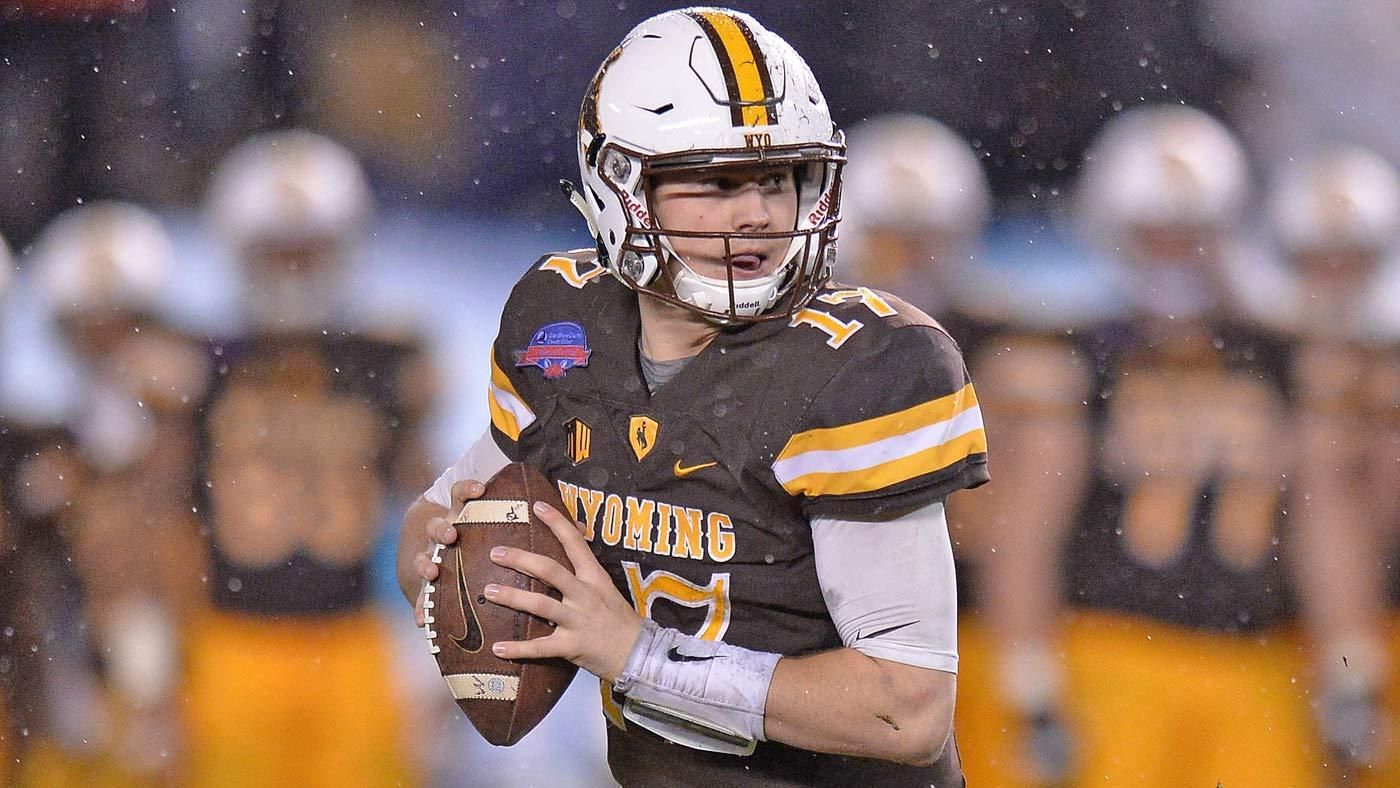 2018 NFL Mock Draft: Browns Take Wyoming QB Josh Allen With Top Pick