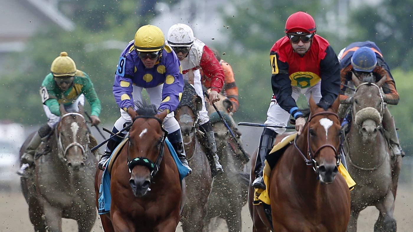 Belmont Stakes 2018 Horses Jockeys Trainers Lineup The Contenders Facing Justify In Triple Crown Bid