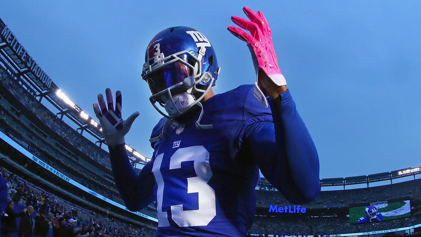 2017 Fantasy Football Draft Prep: Our 12-team 0.5 PPR mock draft starts with Giant surprise at No. 1 with Odell Beckham