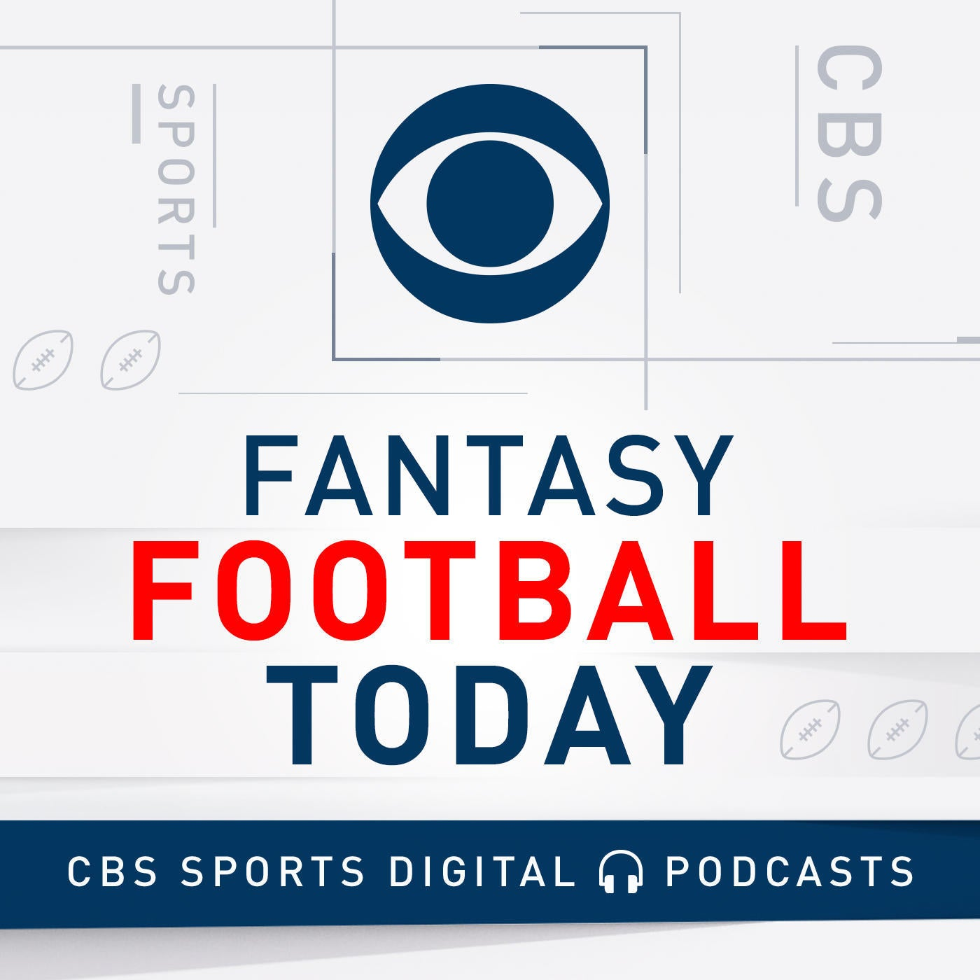 Podcast: Fantasy Football Today logo