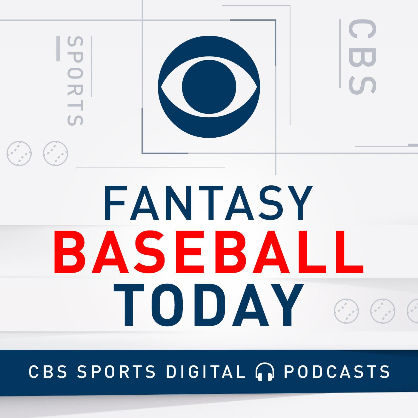 Podcast: Fantasy Baseball Today logo
