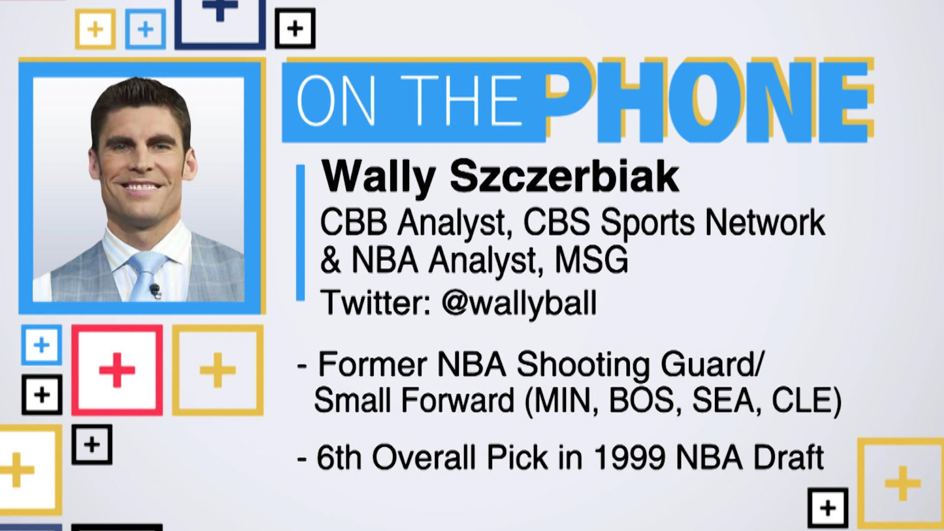 Tiki and Tierney Wally Szczerbiak talks Knicks and NBA Draft