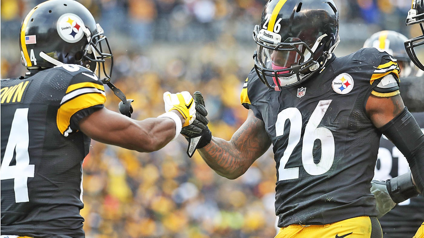 Antonio Brown Supports Le'Veon Bell But Says 'the First Rule Of Getting Better Is Showing Up'