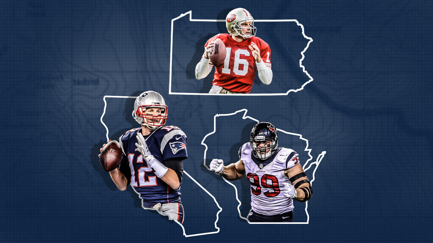 Who Is The Best Nfl Player From Your State Cbssportscom