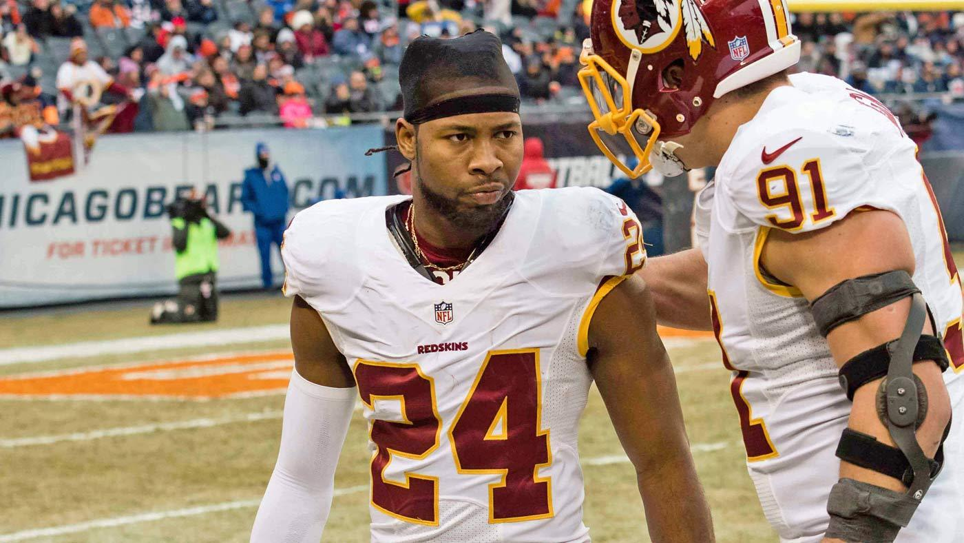 Josh Norman eviscerates Michael Crabtree after win: 'Did he even catch two balls?'