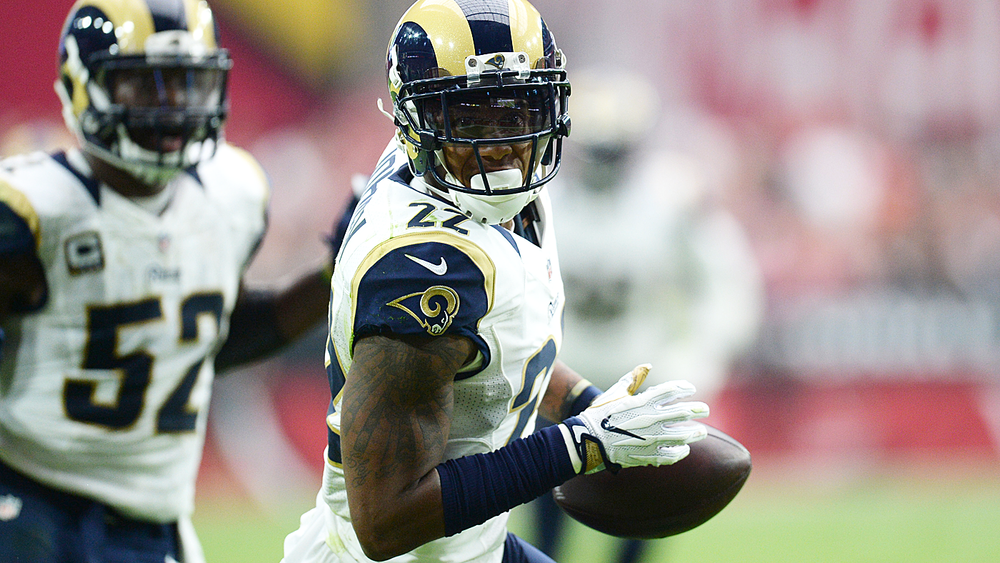 Steelers interested in Rams CB Trumaine Johnson CBSSports