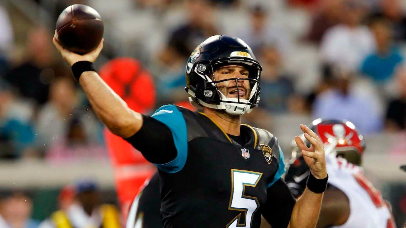 Jaguars coach sounds ready to bench Blake Bortles after ugly outing against Bucs