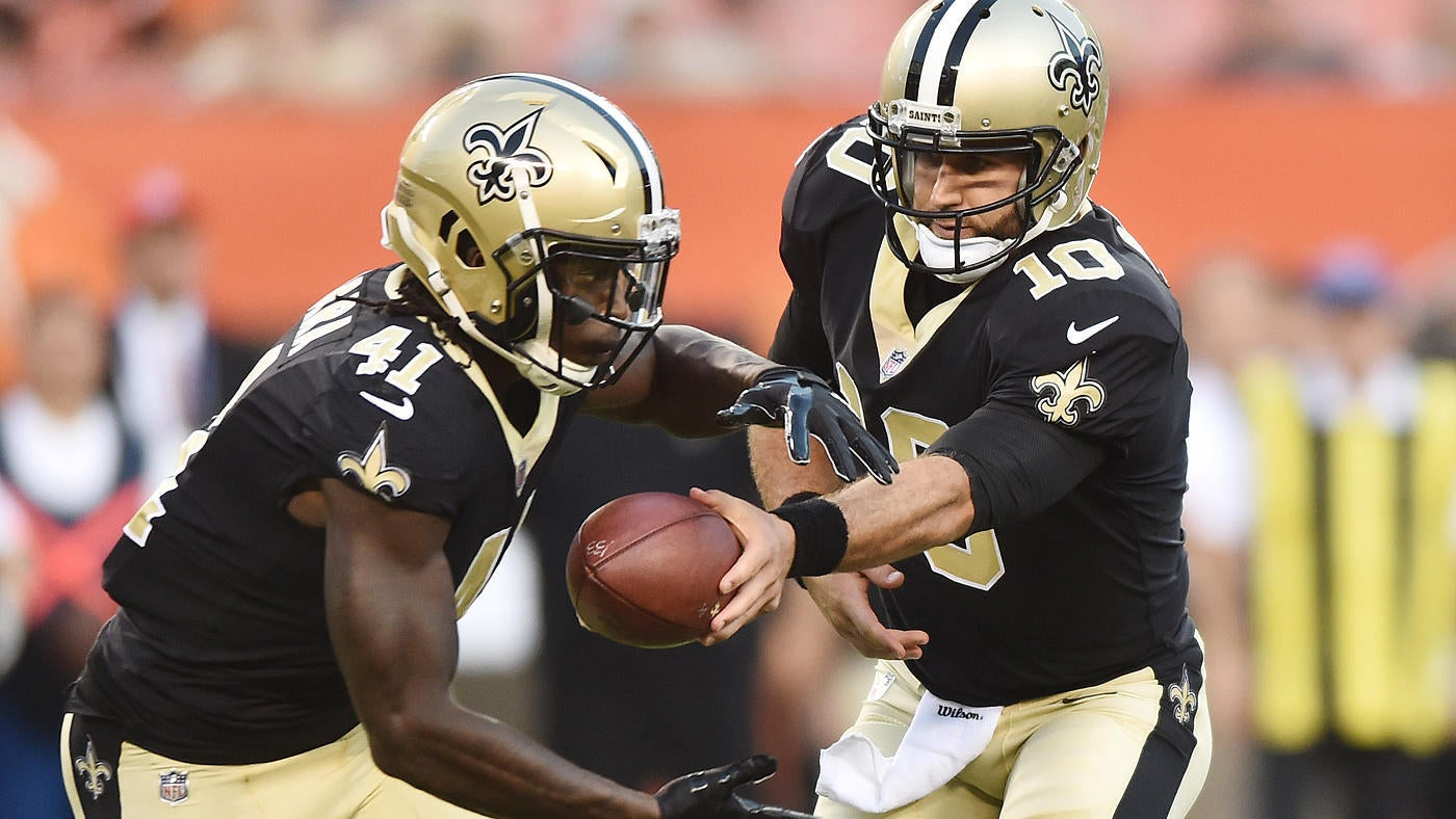 NFL preseason scores, schedule, updates, news: Saints' Kamara scores on first touch