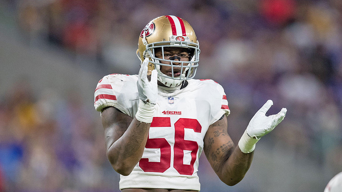 Two 49ers players held at gunpoint in San Francisco during attempted robbery