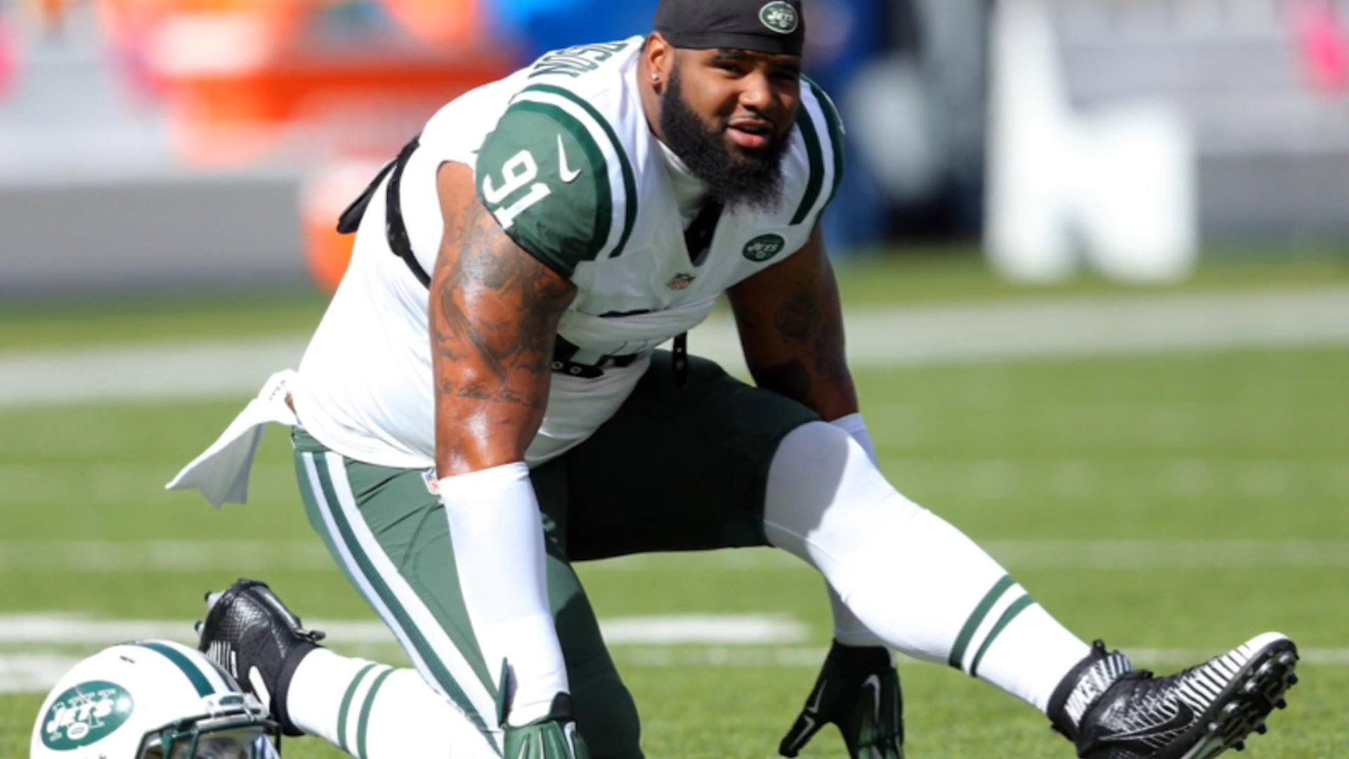 Why Sheldon Richardson is the missing piece to the best defense in