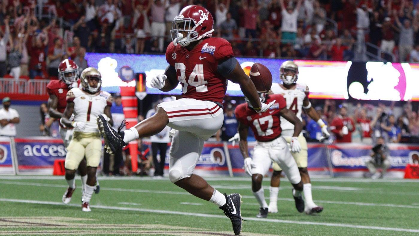 Alabama Vs Florida State Score Highlights Tide Outclass Talented Noles Team Cbssports Com