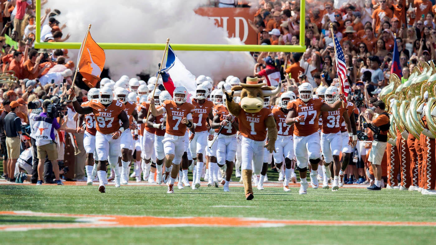 Bottom 25 college football rankings: Texas and Baylor are