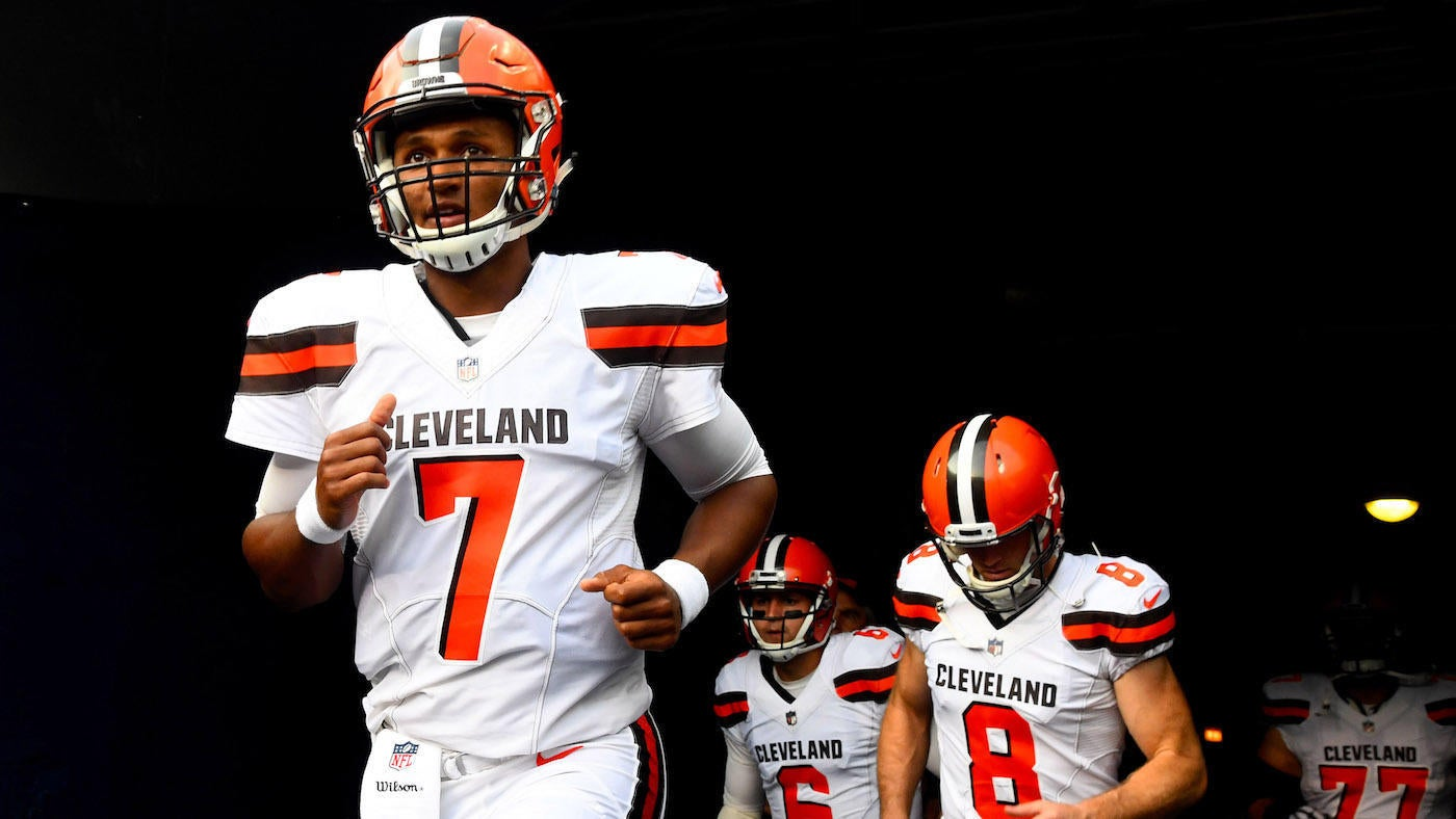 Hue Jackson says DeShone Kizer won't 'get rattled' by four-turnover outing