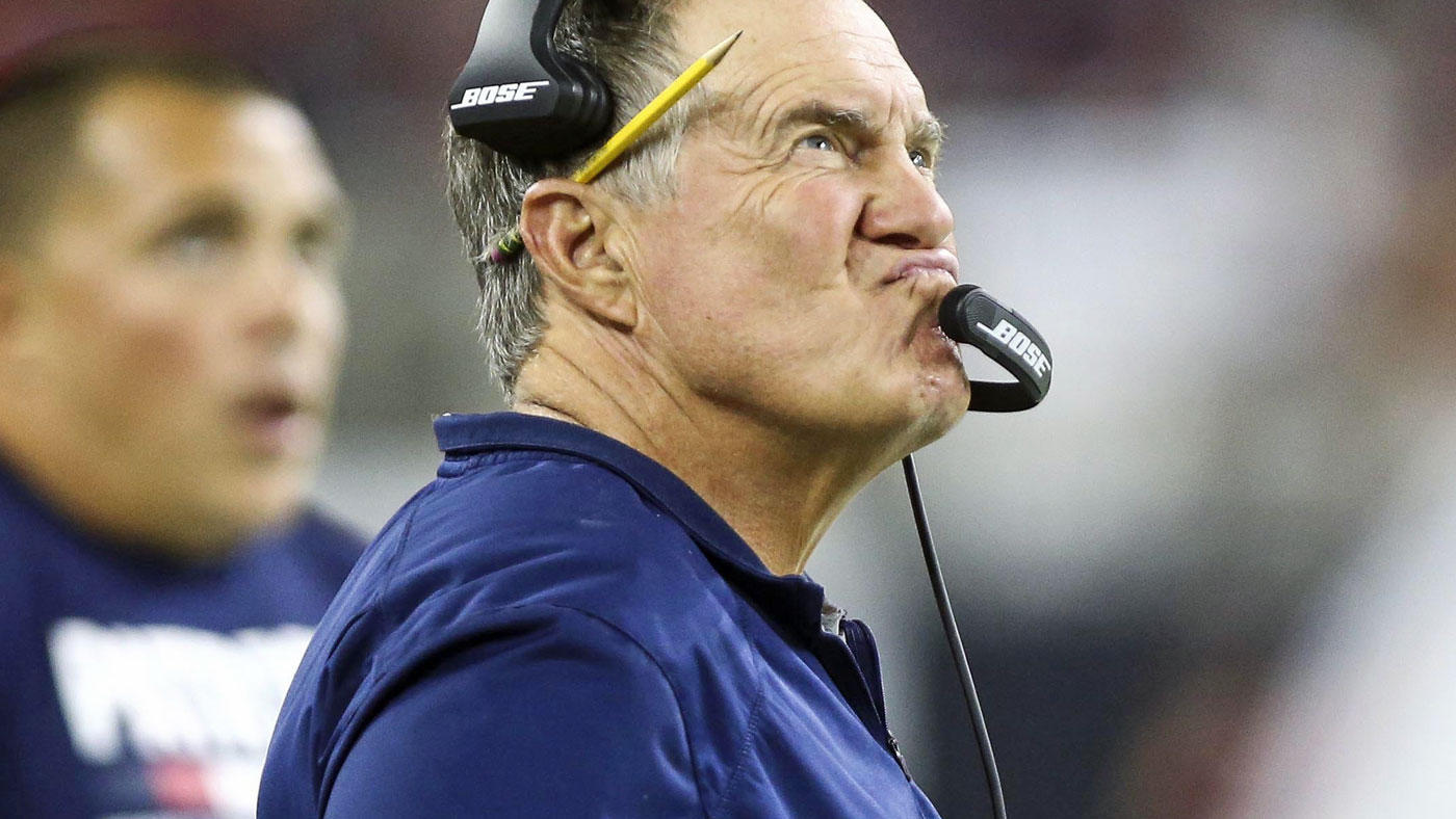 Agent's Take: Has the magic run out for Bill Belichick and the Patriots?