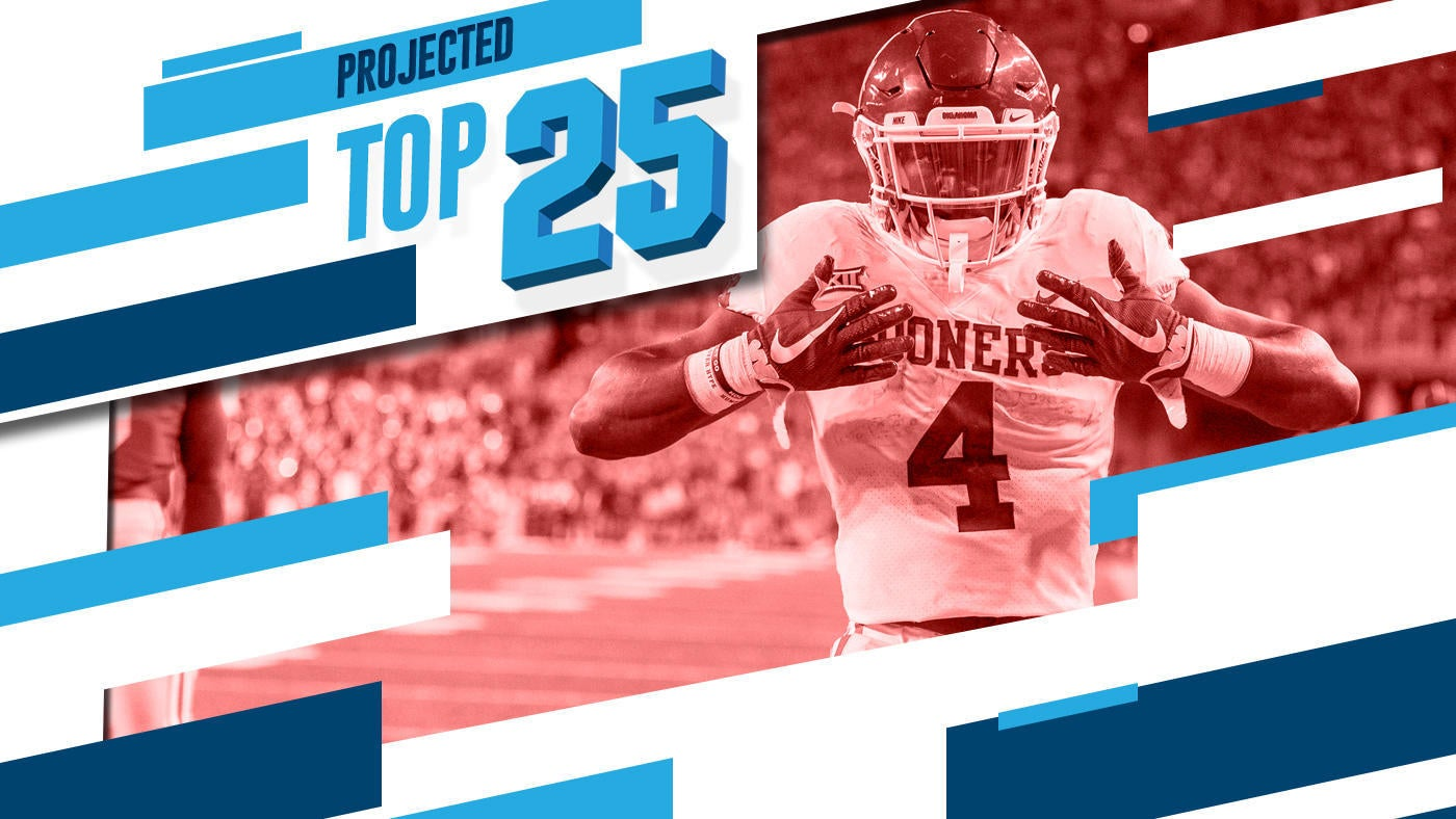 768b9953e Tomorrow's Top 25 Today: Oklahoma jumps into the top three after Ohio State  upset