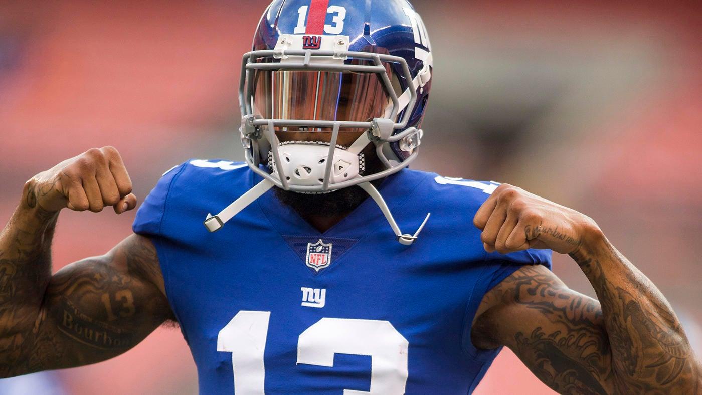 Odell Beckham Jr. injury: Giants decide on OBJ's status for Monday Night Football