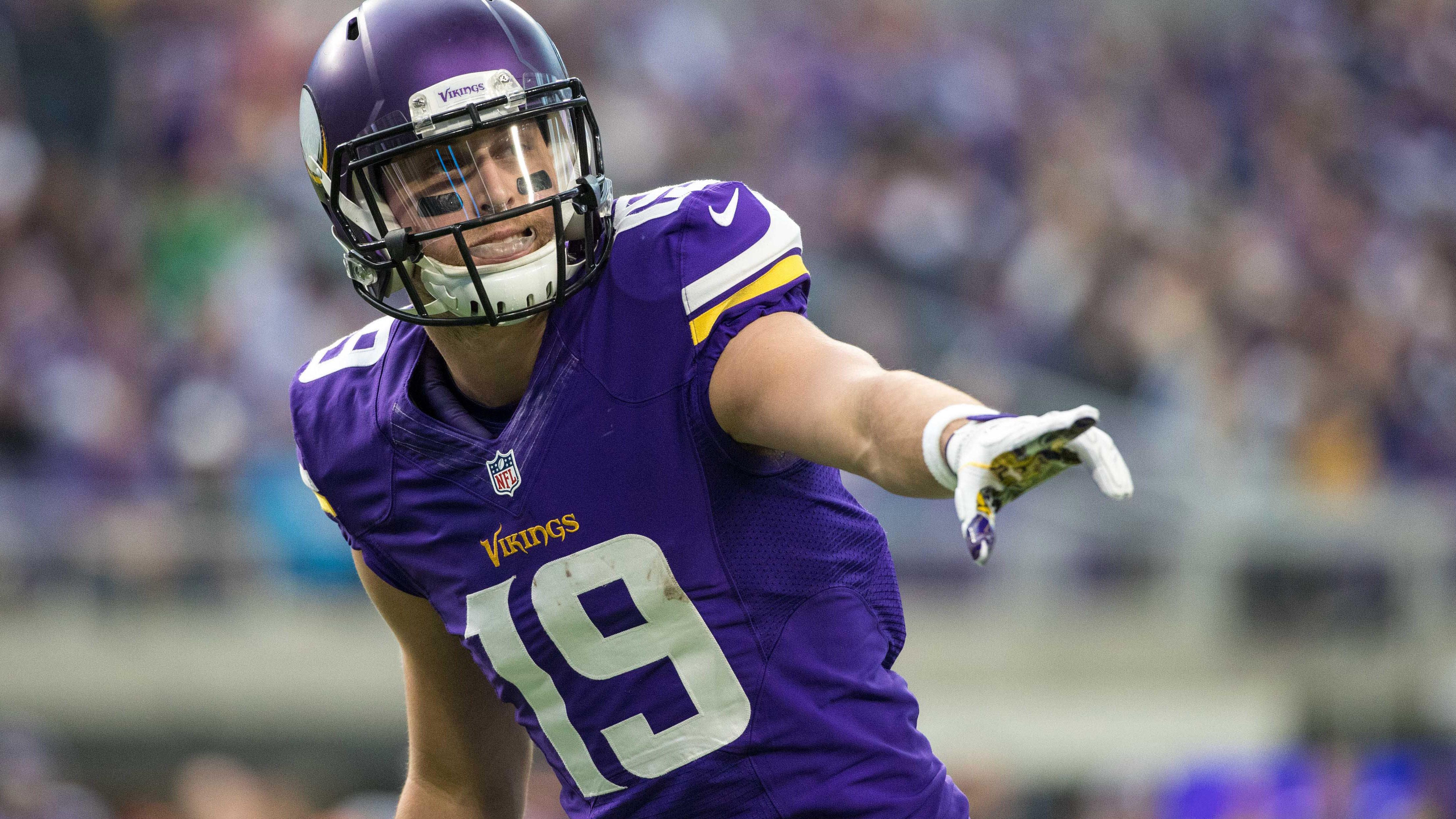 The NFL's Best Kept Secret, Vikings' Adam Thielen Is On Antonio Brown's Level