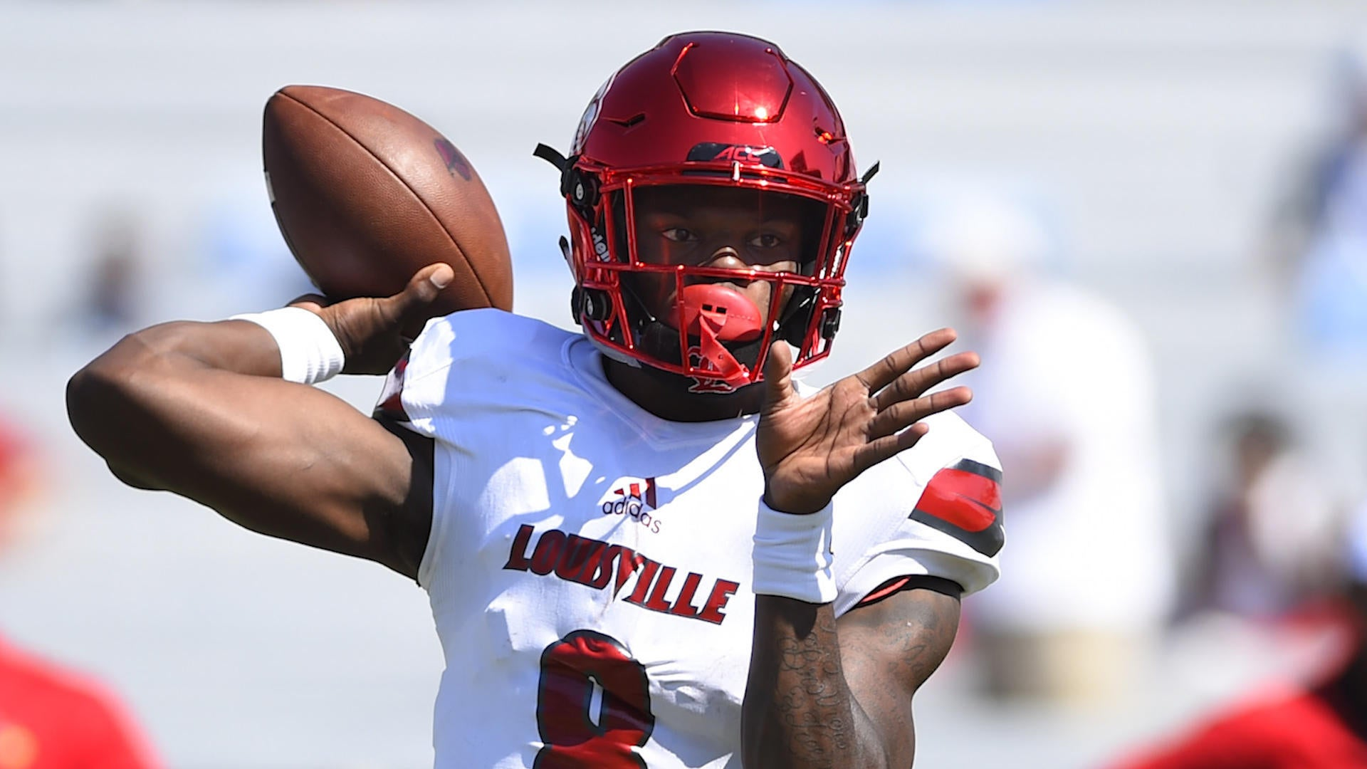 2018 NFL Mock Draft: Lamar Jackson first QB off the board in a bonkers first round
