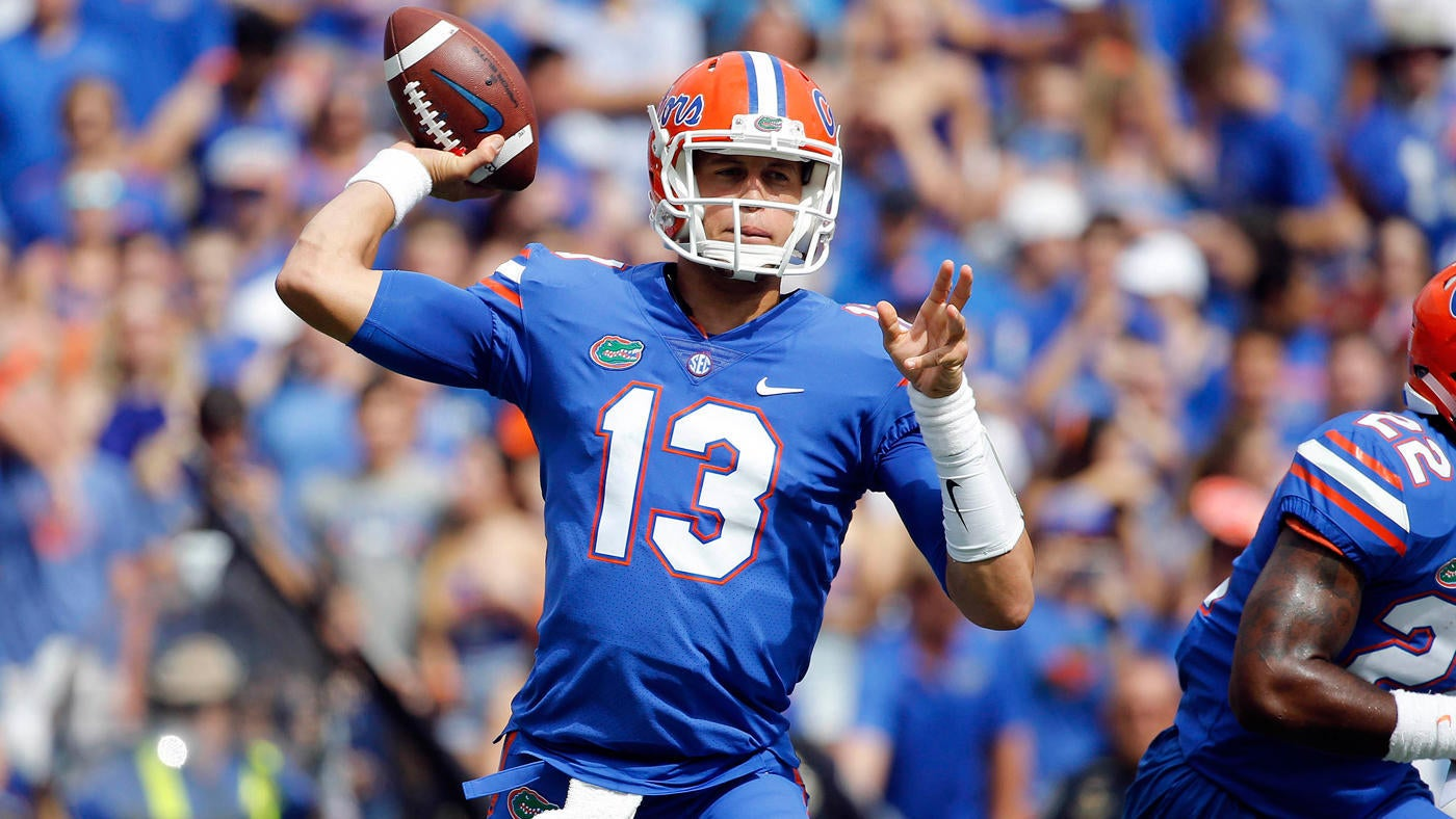 College football picks, odds, lines for Week 4: Florida at