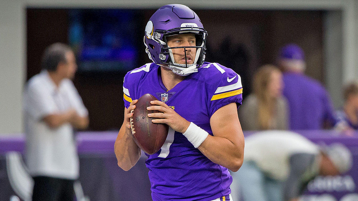 Are the Vikings better off sticking with Case Keenum over Bridgewater, Bradford?